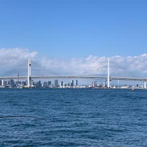 2020年10月24日 大黒海釣り施設