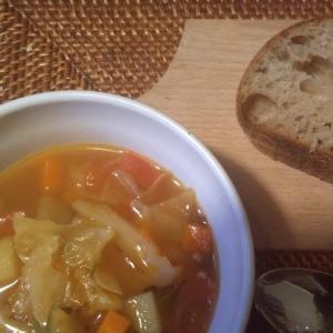 ほっこり野菜スープ
