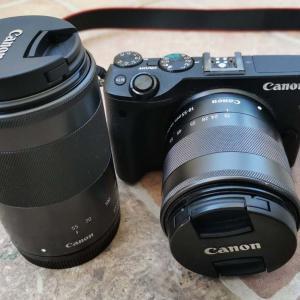 Canon(キャノン)EOS M3のレビュー