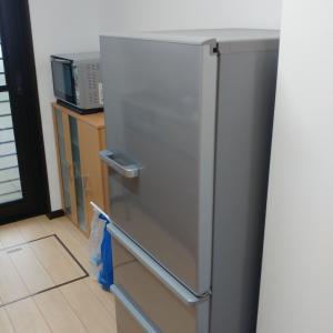 ミニマリストの冷蔵庫