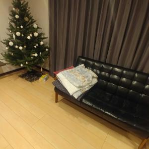 ミニマリストのクリスマスツリー
