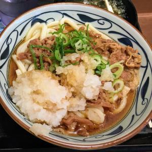 【6/11昼】丸亀製麺(初台)
