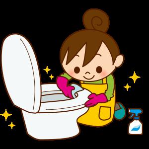 対決!きれいなトイレ