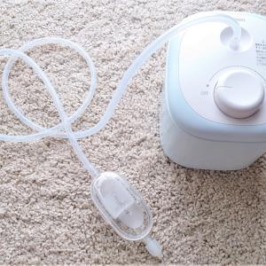 ピジョンの『電動鼻吸い器』でお鼻すっきり!【レビュー】