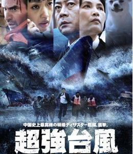 映画【超強台風】感想