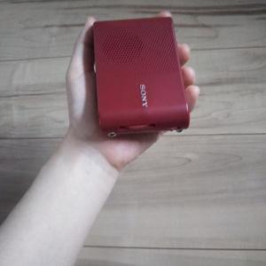 ラジオの電池