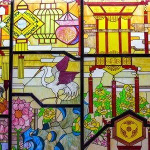 「日本のステンドグラスの歴史を大切に残したい!」の件
