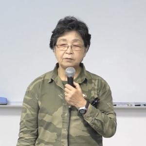 「審判回避プロジェクト」 検証002江利川女史が礼拝の説教で仰天の迷彩服。