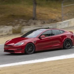 テスラモデルS Plaidが世界最速の市販車となる!