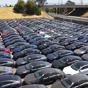 2021年2Q末に向け、テスラモデルSの納車台数が大幅加速!