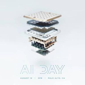 人工知能イベント「テスラ AI Day」の招待状を送付!