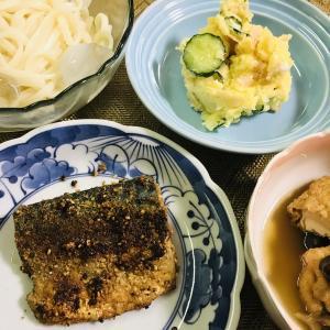 6月13日★もっとごまを食べよう!新メニュー「塩鯖のごまソテー」&「冷え冷えの讃岐うどん」で梅雨を乗り切ろう★