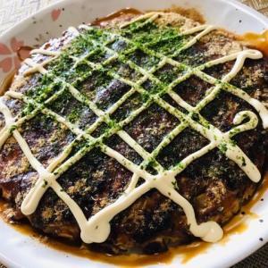 8月7日★やっぱりお好み焼きは長芋を入れてふわふわに仕上げます♪知らなかったキャベツの栄養をたっぷりいただきましょう★