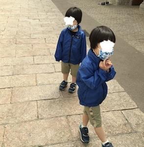 伊勢志摩1泊旅行①(4歳1ヶ月)
