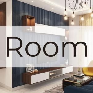 暖色vs寒色vs無彩色!最も快適な部屋の色は?