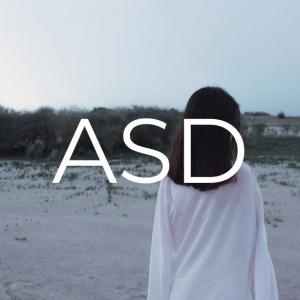 ASDは人の表情よりも後頭部を見ていた