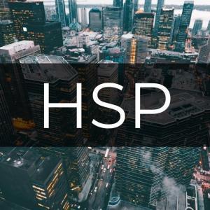 都会はHSPの苦しみを悪化させる