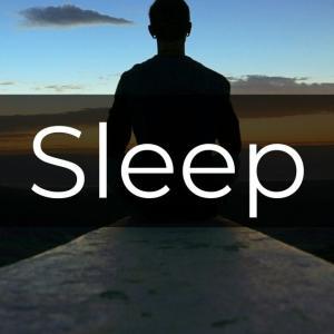瞑想は深い眠りを生む