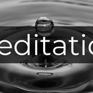 瞑想はうつ病を予防する