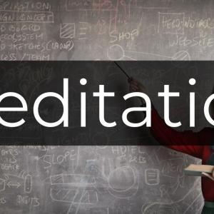 認知機能を鍛えるには瞑想あるのみ