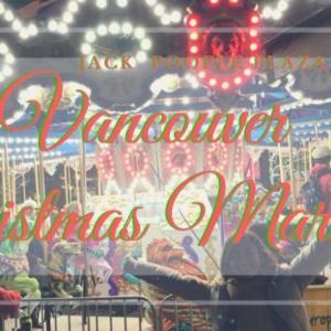 1ヶ月限定開催のクリスマスマーケットを楽しもう!
