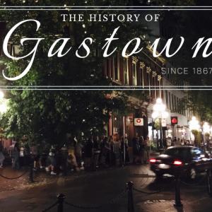 【バンクーバー始まりの地】Gastownを歩いてみよう!