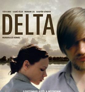【ほぼ日本未公開作】ハンガリー映画「Delta」(2008)