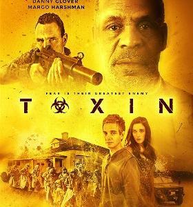 【日本未公開作】アメリカ映画「Toxin」(2015)