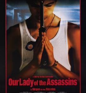 【日本未公開作】スペイン映画「La virgen de los sicarios」(2000)