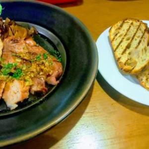 日替わり肉ランチ1,200円を食べてみた!・・・金城商店(泉崎)