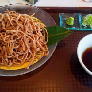 伊江島そばを食べてみました・・・カフーシリュウキュウ(松尾)