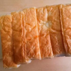 ミルク食パン320円の柔らかくて甘くて味わい深い美味しさは罪だ(笑)・・・アズールベーカリー(我謝)