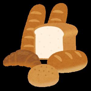 ロールパンと食パンの違い