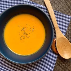 濾す必要なし♪トマト缶不使用!海老とトマトの濃厚スープ