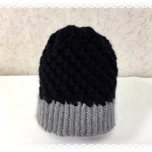 ☆手編みの帽子 完成☆