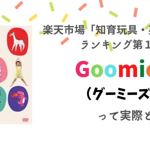 【幼児英語DVD】知育・英語教材が好きなママも納得?Goomies(グーミーズ)をレビューしてみた!