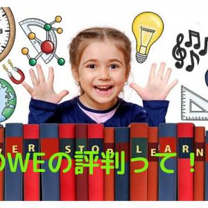 【DWE】ワールドファミリーのディズニー英語が幼児教育の中で評判が良いのか?