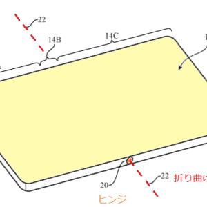 折り畳みiPhone 折り曲げ強度向上