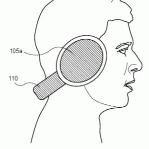 Appleのオーバーイヤーヘッドホン