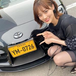 「ごめんねFingers crossed」MVの車のナンバー、メンバーの誕生日とイニシャルだった!!