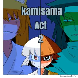 KamisamaAct2 Ep.30 Honji-suijaku Senkoin Inari.