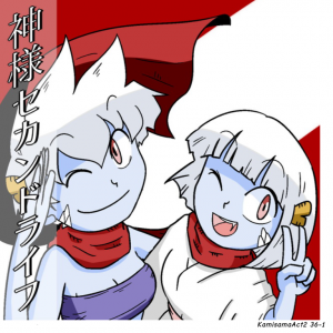 KamisamaAct2 Ep.36 Ujiko & Yashiki-gami