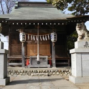 小野神社に行きました その2 東京・府中市住吉町