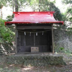 駒形神社に行ってきました。 東京・八王子高月町
