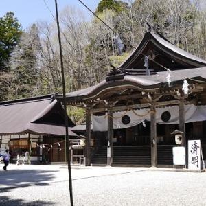 戸隠神社・中社へ行きました。 長野・長野市戸隠