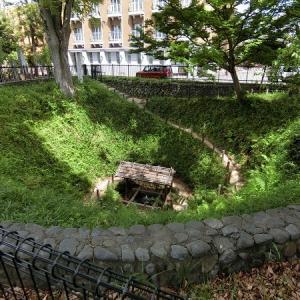 まいまいず井戸を見に行きました。東京・羽村市、府中市