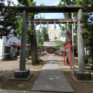 五ノ神社に行きました。 東京・羽村市