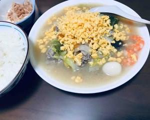 今日の晩ご飯(476):八宝菜