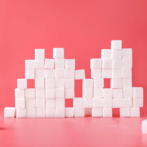 最近砂糖の摂取を減らしている