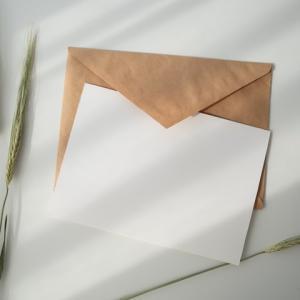 お客様にお手紙(サンキューカード)を書くか?問題
